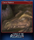 Curse of the Assassin Card 1