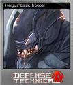Defense Technica Foil 1