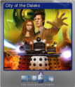 Doctor Who The Adventure Games Foil 1