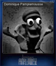 Dominique Pamplemousse Card 1