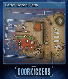 Door Kickers Card 3