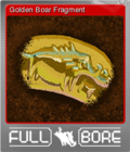 Full Bore Card 07 Foil