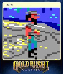 Gold Rush! Classic Card 10
