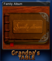 Grandpa's Table Card 09