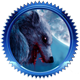 Guise Of The Wolf Badge Foil