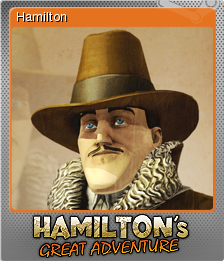Hamilton's Great Adventure Foil 5