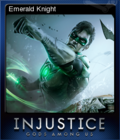 Injustice Gods Among Us Card 4
