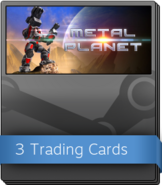 Metal Planet Booster Pack