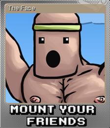 Mount Your Friends Card 04 Foil