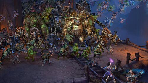 Orcs Must Die! 2 Artwork 2