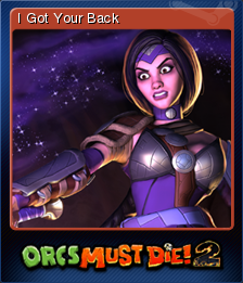 Orcs Must Die! 2 Card 5