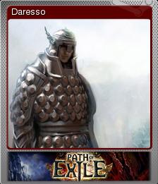 Path of Exile Foil 06