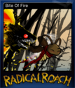 RADical ROACH Deluxe Edition Card 08