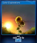 Reach for the Sun Card 2