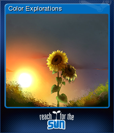 Reach for the Sun Card 2