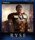 Ryse Son of Rome Card 11
