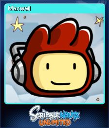 Scribblenauts Unlimited Card 4