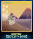 Secrets of Deep Earth Shrine Card 5
