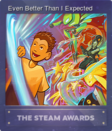 Steam Awards 2017 Foil 12