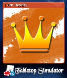 Tabletop Simulator Card 5