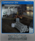 Tactical Intervention Foil 9