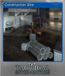 Tactical Intervention Foil 9