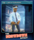 The Showdown Effect Card 5