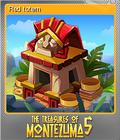 The Treasures of Montezuma 5 Foil 3