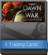 Warhammer 40,000 Dawn of War - Game of the Year Edition Booster Pack