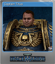 Warhammer 40,000 Space Marine Foil 4