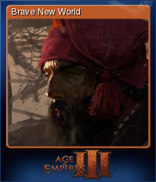 Age of Empires III - Brave New World | Steam Trading Cards