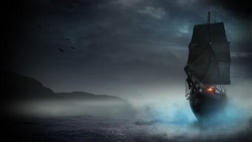 Black Sails - The Ghost Ship Artwork 1