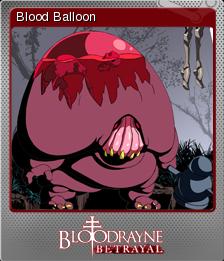 BloodRayne Betrayal Foil 06