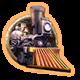 Bounty Train Badge 5