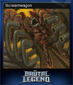Brutal Legend Card 14