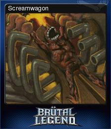 Brutal Legend Card 14