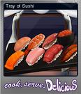 Cook Serve Delicious Foil 8