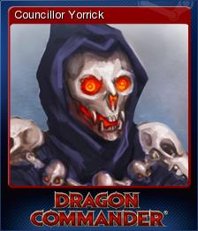 Divinity Dragon Commander Card 6