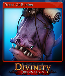 Divinity Original Sin Card 03