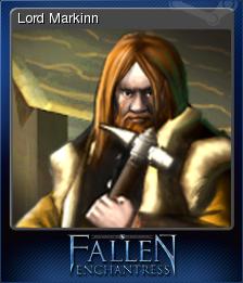 Fallen Enchantress Legendary Heroes Card 3