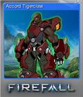 Firefall Card 05 Foil