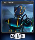 Goliath Card 6