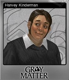 Gray Matter Foil 5