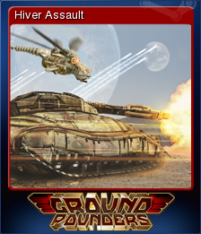 Ground Pounders Card 10