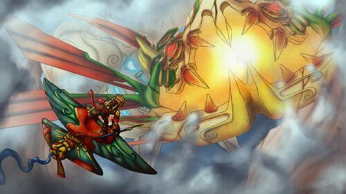 Ku Shroud of the Morrigan Artwork 1