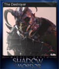 Middle-earth Shadow of Mordor Card 2