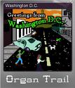 Organ Trail Foil 15
