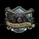 Pixel Puzzles UndeadZ Badge 4