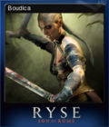 Ryse Son of Rome Card 02