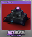 Slybots Frantic Zone Foil 3